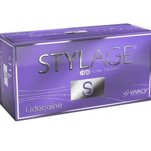 STYLAGE® S with LIDOCAINE