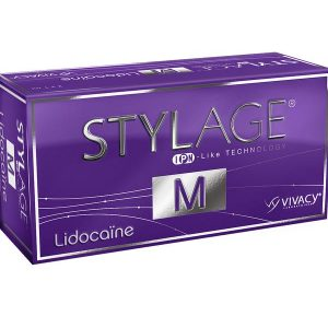 STYLAGE® M with LIDOCAINE